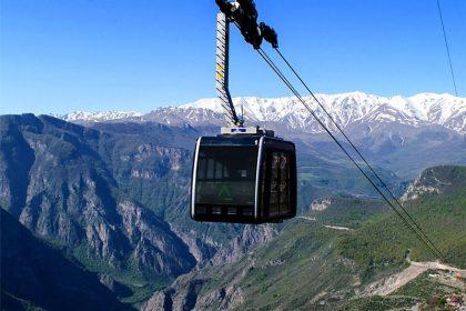 Հայաստանի 8 հրաշալիքները. ԵՐԿՐՈՐԴԸ` «ՏաԹևեր» ճոպանուղին