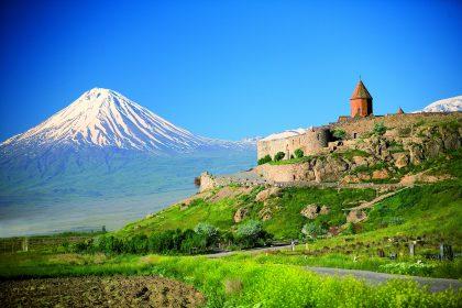 Հայաստանի 8 հրաշալիքները. 1-ին՝ Խոր Վիրապ