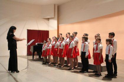 Սփյուռքից ժամանած «Երազանք» և «Աստղիկներ» երգչախմբերը մասնակցեցին հոբելյանական համերգին