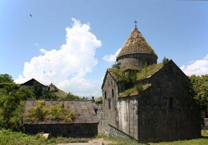 Հայաստանի 8 հրաշալիքները. Հինգերորդ հրաշալիք. Հաղպատի վանական համալիրը