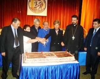 25TH ANNIVERSARY OF THE ABU DHABI ARMENIAN COMMUNITY SCHOOL