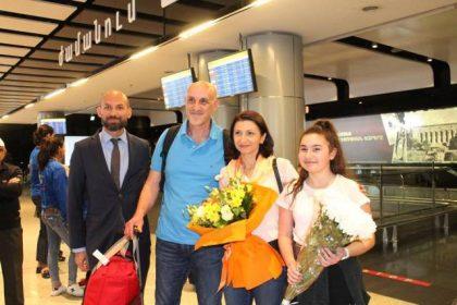Ավստրալահայ ընտանիքը հայրենադարձվել Հայաստան