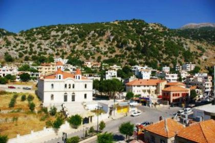 Traditional event in support of Kessab, the Armenian town in Syria