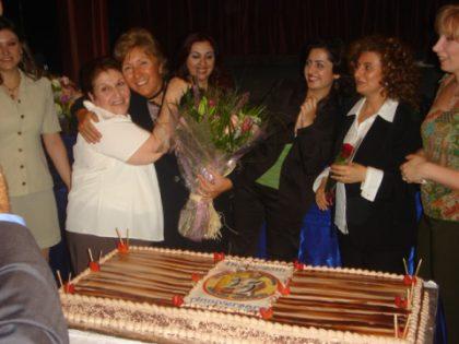 Guestbook of the Abu Dhabi Armenian Community School's 25th anniversary