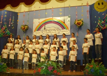 Dziadzan Children's Choir