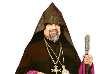 His Eminence Archbishop Aghan Baliozian enters eternal rest