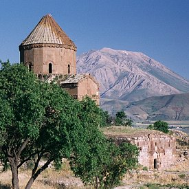 Aghtamar Island and the destruction of Armenian cultural properties in Turkey