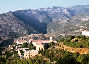 The archives of the French College in Aintoura, Lebanon
