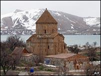 Turkey undermines its own propaganda by desecrating Armenian church