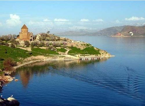 Akhtamar Island and the Church