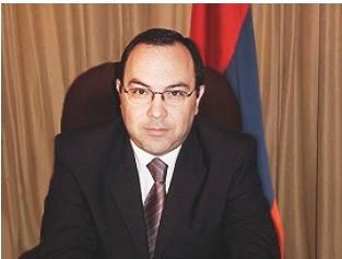Ambassador Rouben Karapetian