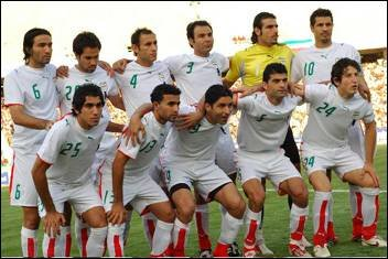 IRANIAN TEAM IN THE WORLD CUP 2006