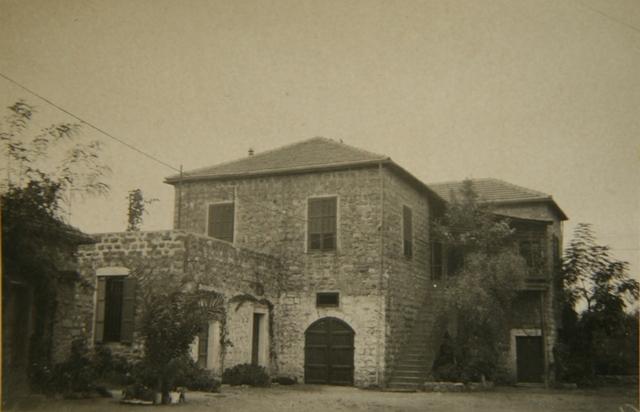 The Seminary in 1930s