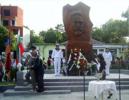 General Andranik's statue in Varna
