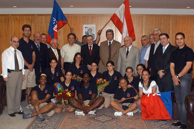 2006 reception