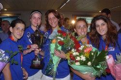 Antranik Arab women basketball champion