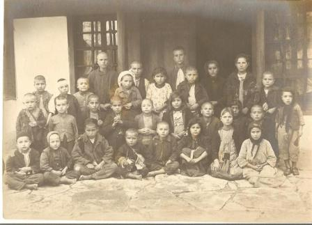 Greek and Armenian refugees in Athens