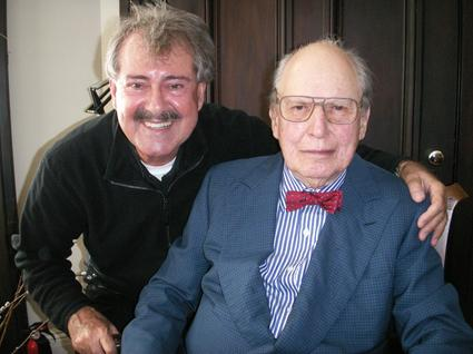 Apo Torosyan with Morgenthau