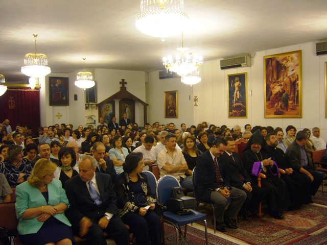 Armenians of Kuwait commemorate the Genocide