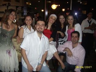First Hye Lounge gathering in Dubai