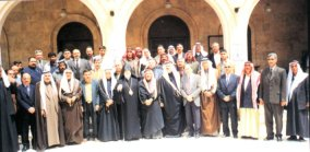 Sheikhs of Syrian Arab tribes visit Armenia