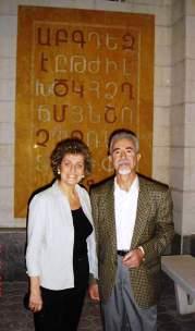 Aram and Satenik Avakian