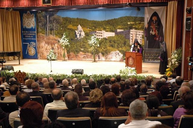 Event organized in Aleppo