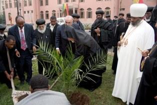 Aram Catholicos in Ethiopia