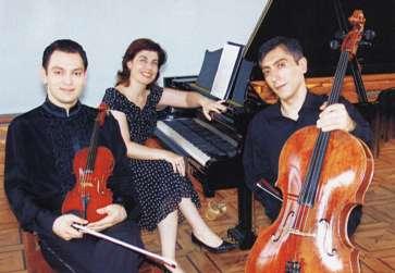 Aram Khachaturyan Trio