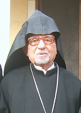 Ghevont Chebeyan, the oldest Armenian cleric passes away