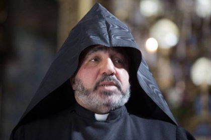 Nourhan Manoogian Elected Jerusalem Patriarch