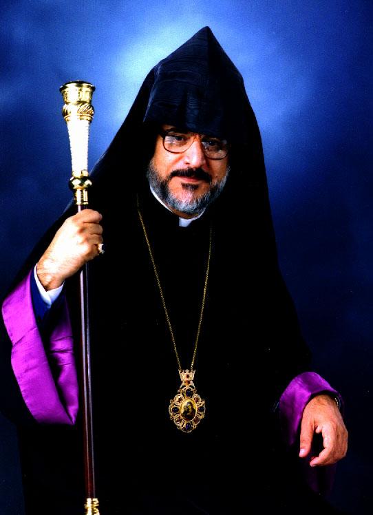 Archbishop Oshagan Choloyan
