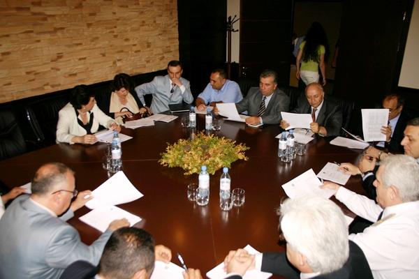 Ari Doun Meeting