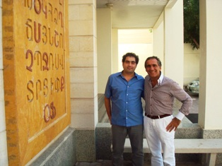 Aristakes Jessayan and Datev Soulian