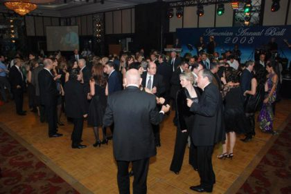 Dubai and Northern Emirates Armenian Annual Ball 2009