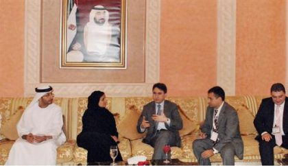 Armenia and UAE to enhance bilateral cooperation