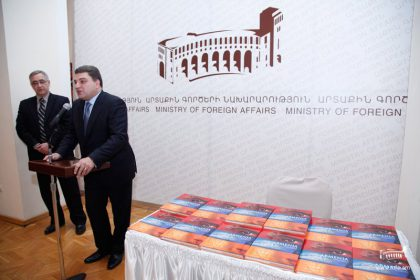 Book presentation: Armenia from centuries to eternity