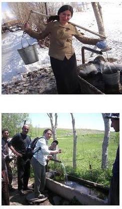 Armenia Village Operation saves another village