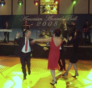 Armenian Annual Ball 2008