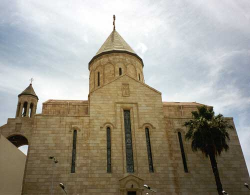 Armenian Catholic Church in Baghdad