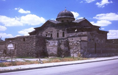 Armenians cling to 900-year-old church as link to past