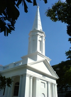 Armenian Church in Singapore