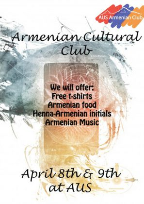 Armenian Cultural Club participates in the Global Day Festival in Sharjah