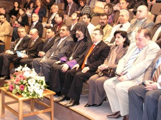 Armenian Cultural Week in Aleppo - 2007