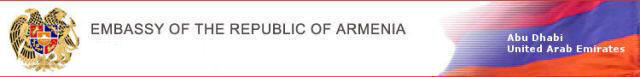 Armenian Embassy in Abu Dhabi