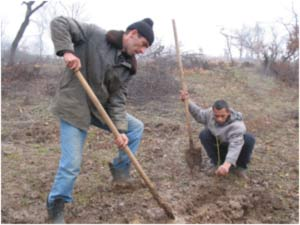 Working for Armenia with an eye on the future