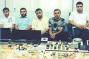 Armenian gang