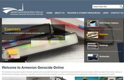 Genocide Education website launched at ANC Australia Banquet