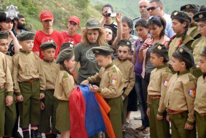 Armenian Knight program supports talented teenagers