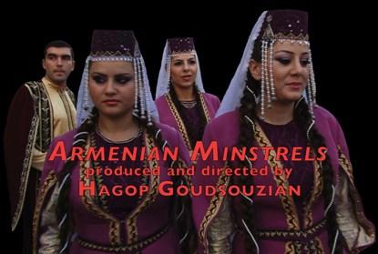 Filmmaker Hagop Goudsouzian discusses 'Armenian Minstrels'
